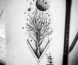 cool, design, and tattoo idea image
