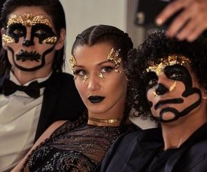 bella hadid, bella, and Halloween image