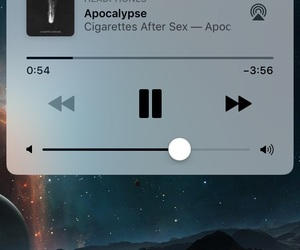 apocalypse, music, and cigarettes after sex image