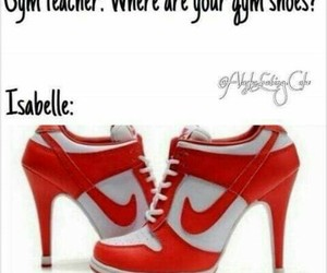 fandom, funny, and high heels image