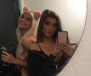 sahar luna, friendship, and kelsey calemine image