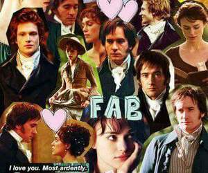 Collage, pride and prejudice, and wallpaper image