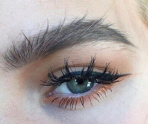 eye, fashion, and girl image
