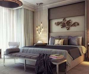 hotel, chic, and decor image