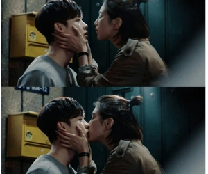 kiss and kdrama image