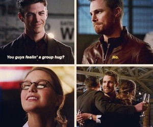arrow, cute, and cw image