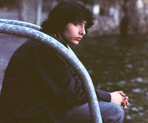 finn wolfhard, stranger things, and aesthetic image