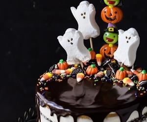 autumn, seasons, and cake image