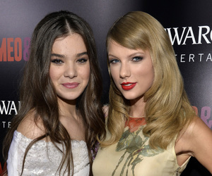 Taylor Swift and hailee steinfeld image