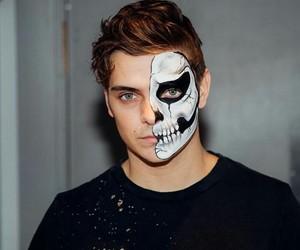 martin garrix, Halloween, and handsome image