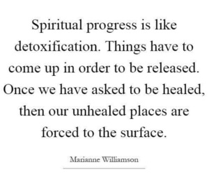 growth, let go, and spirituality image