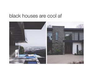 black house and teen girl club image