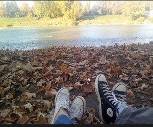 converse, october, and love image