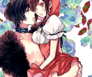 anime, anime girl, and goushi kaneshiro image