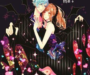 anime, anime girl, and Halloween image