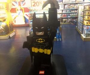 batman, kids, and lego image