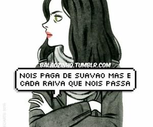 frase, tumblr, and balãozinho image