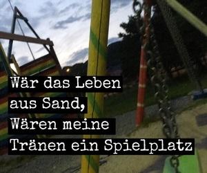 sand, weinen, and zitat image