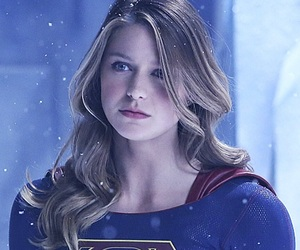 beauty, hero, and Supergirl image
