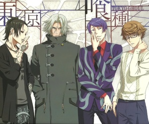 ghoul and tokyo ghoul image