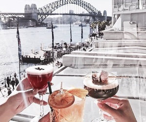 drink, travel, and beautiful image