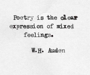 poetry, quotes, and feelings image