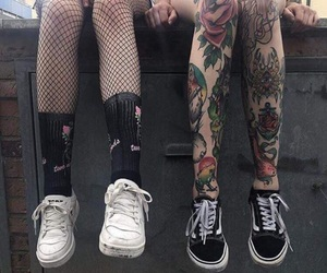 tattoo, grunge, and aesthetic image