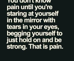 be yourself, yourself, and cry image