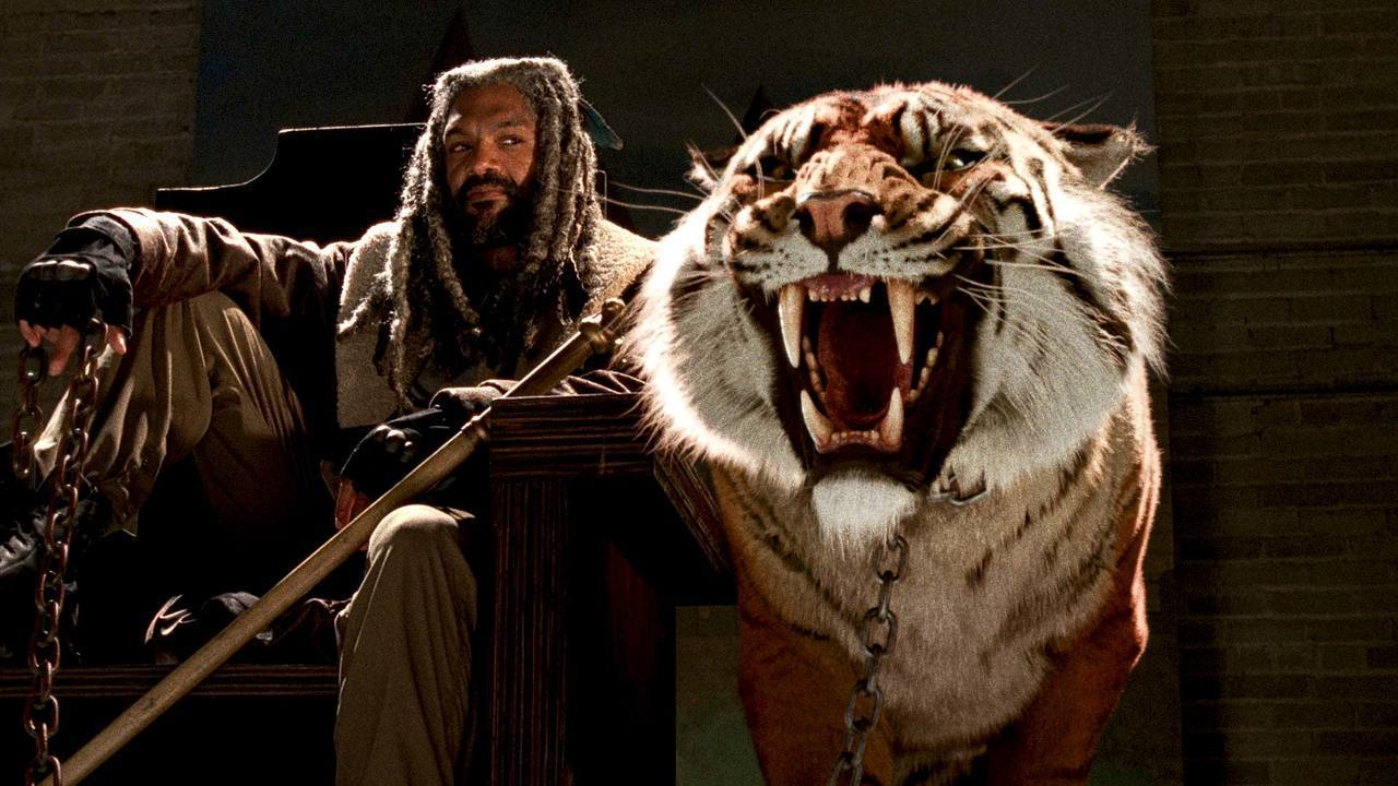 article, the walking dead, and shiva image