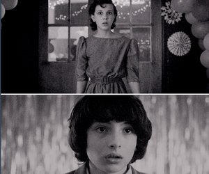 eleven, in love, and millie bobby brown image