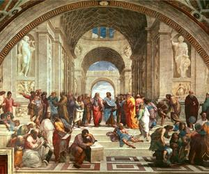 art, raphael, and painting image