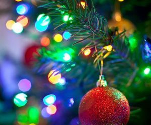 christmas, colourful, and excited image