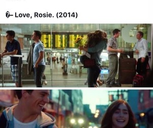 ti amo, mi manchi, and love rosie image