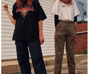 90s, outfits, and grunge image