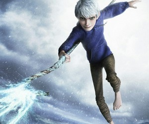 dreamworks, jack frost, and movies image