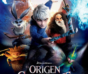 dreamworks, peliculas, and rise of the guardians image