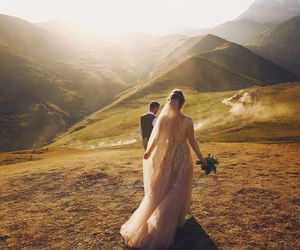 married, photography, and wedding image