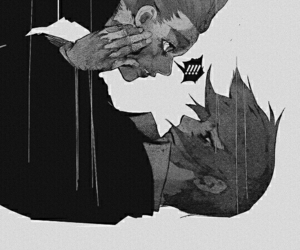 tokyo ghoul and nahymeedit image