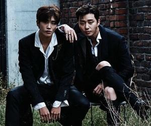 park seo joon and park hyung sik image