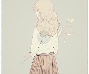 anime, girl, and icon image
