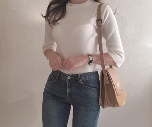aesthetic, jeans, and style image