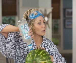 tv show, netflix, and grace and frankie image