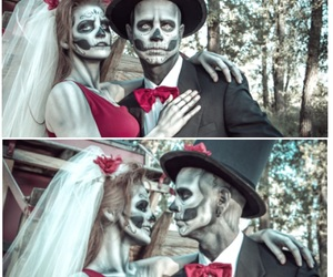 Halloween, spooky, and couples halloween costume image