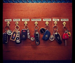 car, key, and ferrari image