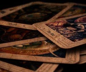 tarot, cards, and magic image
