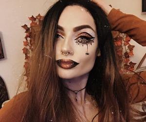 Halloween, NYX, and halloween makeup image