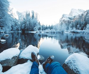 christmas, nature, and staywarm image