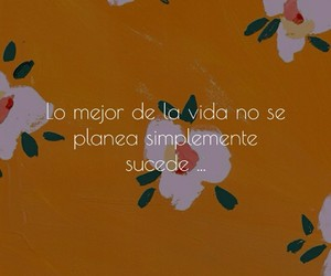 flowers, frases, and grunge image