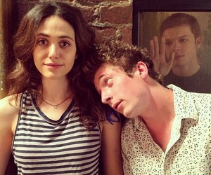 shameless, emmy rossum, and fiona gallagher image