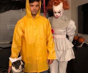 costume, Halloween, and it image